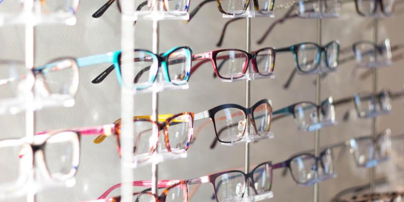 Synia Gnesta glasögonbågar